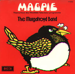 Magpie picture sleeve