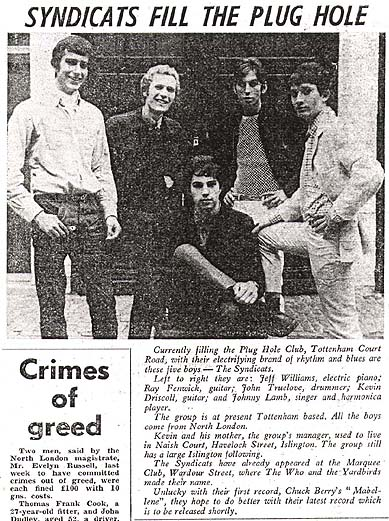 The Syndicats