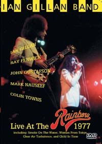 Ian Gillan Band - Live At The Rainbow 1977