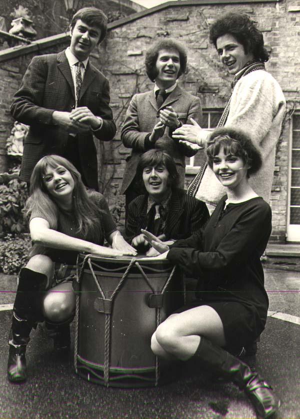 Spencer Davis Group in 1968