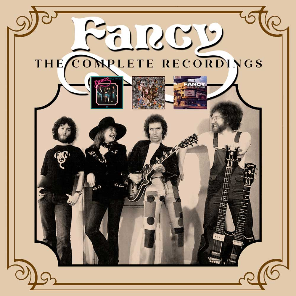 Fancy: The Complete Recordings, 3CD Clamshell Box Set
