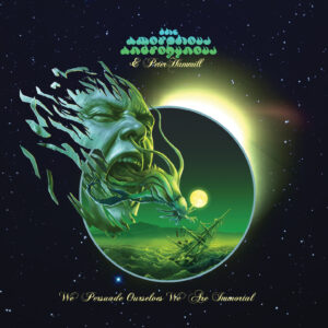 Ray Fenwick plays on The Amorphous Androgynous album (November 2020)