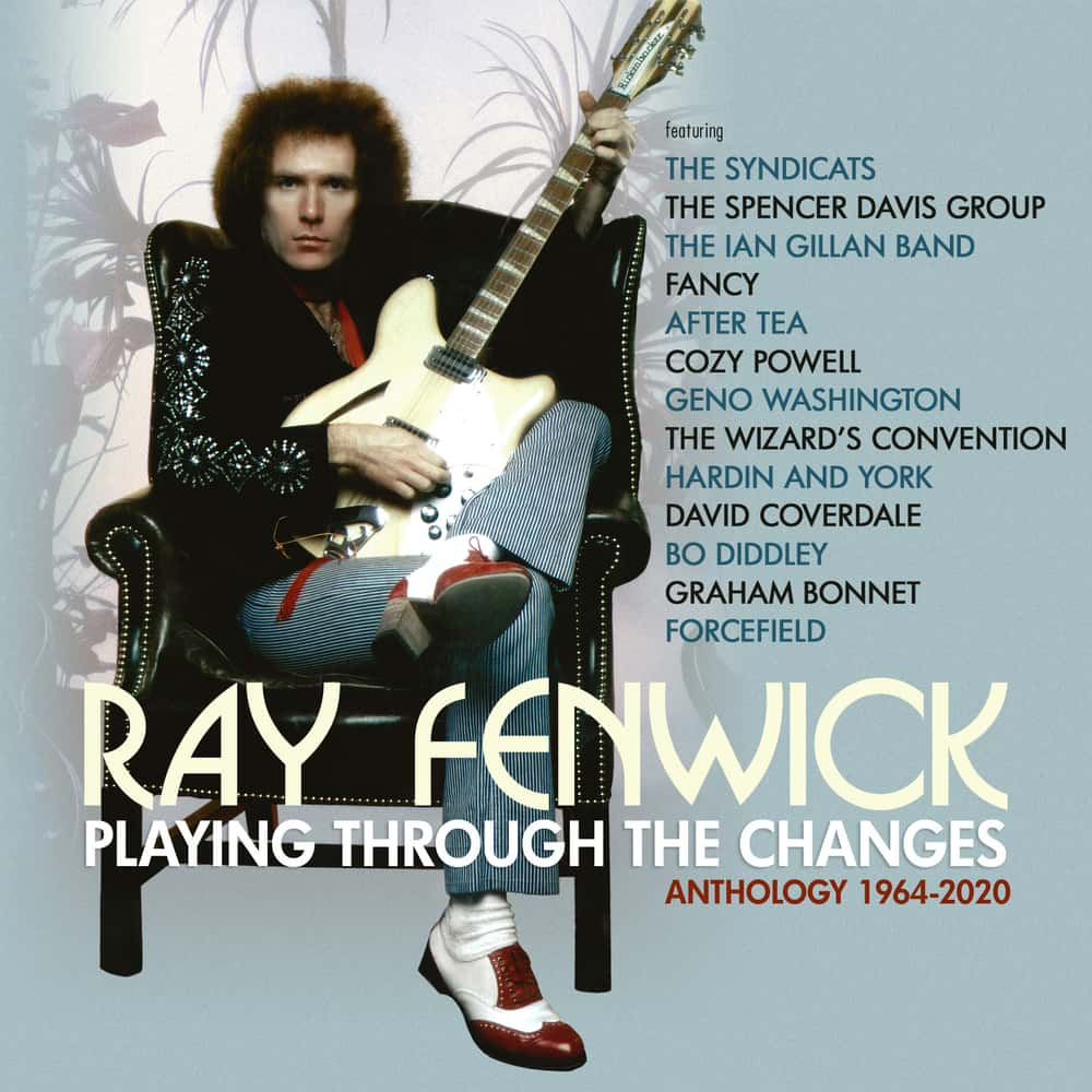 Ray Fenwick - Playing Through The Changess